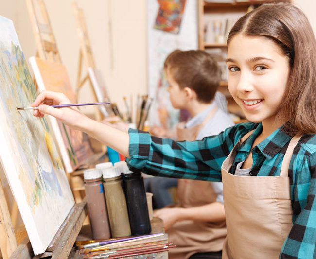 kids art classes byron bay