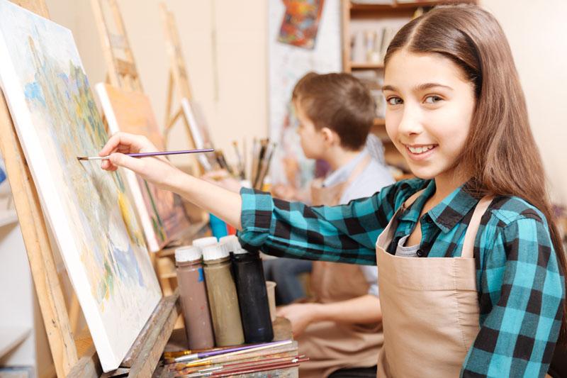 kids art classes byron bay