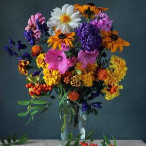 Flowers Still Life art classes byron bay