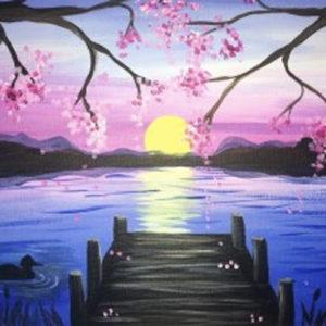 art classes byron sunset pier