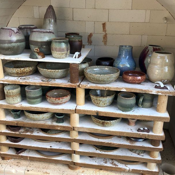 ceramics art classes byron bay